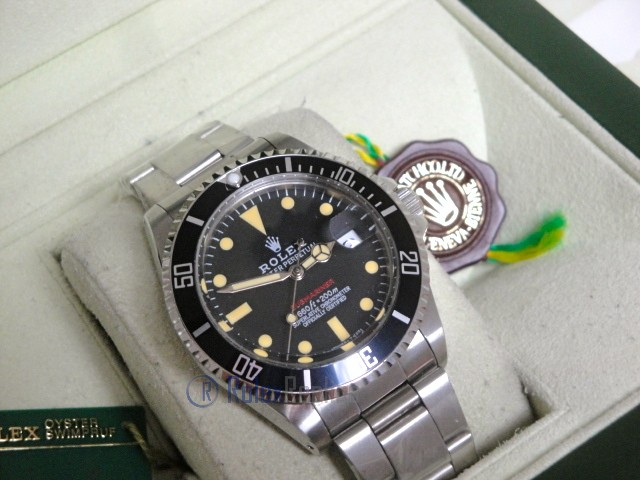 rolex replica submariner vintage data red writing orologio replica copia imitazione