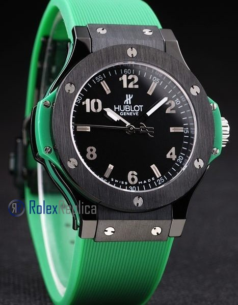 hublot replica big bang pro-hunter titanium ceramic green orologio copia