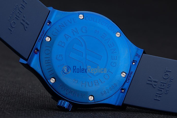 hublot replica big bang vendome ceramic blue orologio copia