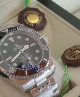 rolex replica submariner black dial no data orologio replica copia imitazione