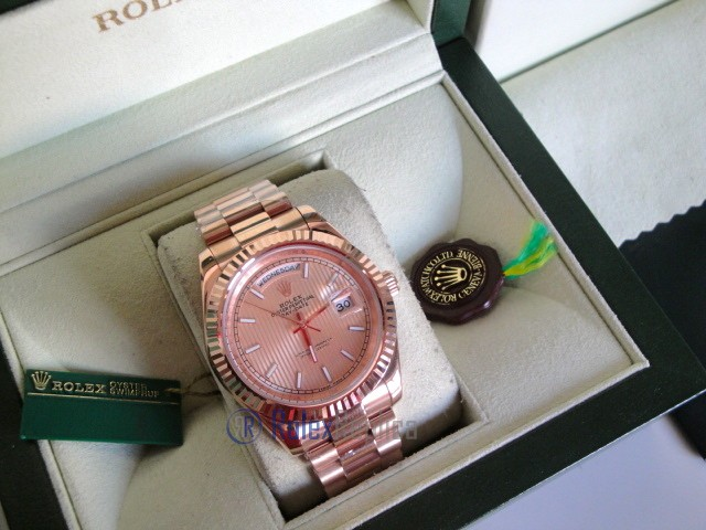 rolex replica daydate full rose gold orologio replica copia imitazione