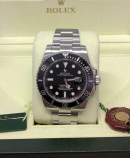 rolex replica submariner nero ceramica orologio replica copia imitazione