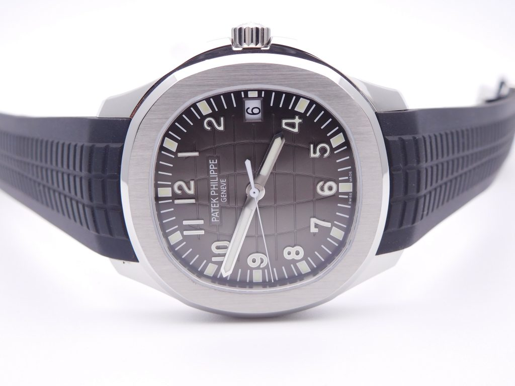 patek philippe replica acciaio aquanaut black dial 5167A clone movement