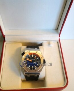 audemars piguet replica diver royal oak offshore orange dial imitazione copia