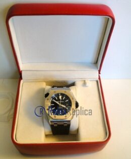 audemars piguet replica diver royal oak offshore black dial imitazione copia