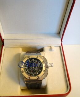 audemars piguet replica michael schumacher platinum royal oak offshore imitazione copia
