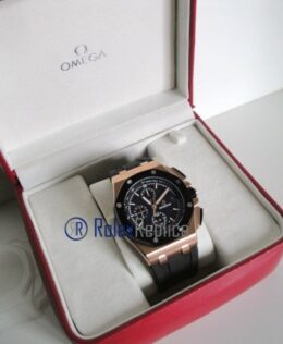audemars piguet replica gommino rose gold black royal oak offshore imitazione copia