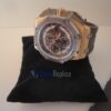 audemars piguet replica michael schumacher rose gold royal oak offshore imitazione copia